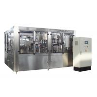 Cheap PET Bottled Water Filling Machines , Water Filling Equipment For Bottles Less Than 2L for sale