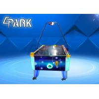 Best Blue Air Hockey coin operate game machine Video entertainment equipment hockey game machine for sale wholesale