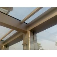 Best Colored Solid Polycarbonate sheet with UV layer Protection wholesale