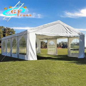 Best 650g/Sqm Outdoor Party Tent With Removable Window Walls wholesale