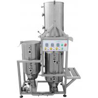 50L Home Brewing System hotel , Stainless Steel Home Microbrewery Equipment