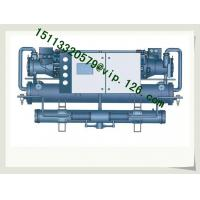 China CE Certificate Water-cooled Central Water Chillers OEM Producer-Two Compressors-R22 on sale