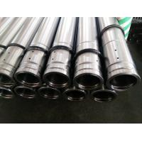 Best Precision ST52 Hollow Round Bar Hard Chrome Plated Rod Tempered with ISO9001:2008 wholesale