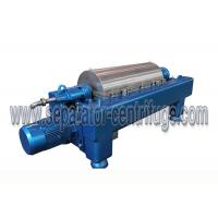 Best Integral Continuous Solid - Liquid Separation Oilfield Decantering Centrifuge / Drilling Mud Centrifuge wholesale