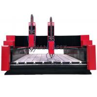 Best Linear ATC Cnc Stone Carving Machine , High Precision Stone Engraving Equipment wholesale