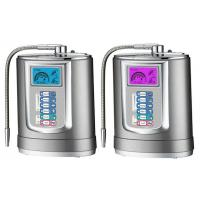 Best -250 / -800mv Alkaline Electric Portable Water Ionizer Counter Top For Washing Water , 3000L - 12000L wholesale
