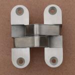 Best new invisible hinge 180 degree concealed hinge heavy duty hinges door hardware wholesale