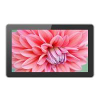 """China LCD Car Mounted DVD Player 1280RGB * 640 Resolution 10 """" For Taxi Rear Back Seat on sale"""
