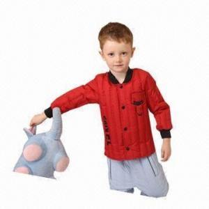 Best Boys down wear, made of 100% nylon wholesale