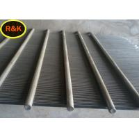 Best Durable Welded Wedge Wire Screen Filter Rating 99% For Water Treatment wholesale