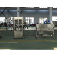 Best Stable BOPP / OPP Label Sticker Labeling Machine For Beverage Filling Line wholesale