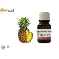 Cheap Free - Sample Food Essence Flavours , Natural Pineapple Flavor PG Based for sale