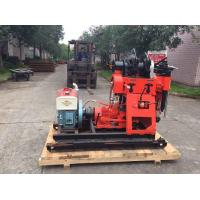 China Diamond Core Portable Water Drilling Rig / Rock Core Drilling Machine For Exporting on sale