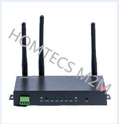 Best 4g vpn cctv surveillance router with double sim card, automation network system H50series wholesale