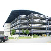 Best H Steel Frame Car Parking Shade Structure , Residential Covered Parking Structures wholesale