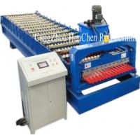 Buy cheap High Speed Corrugated Wall And Siding Panel Roll Forming Machine , Metal Wall Siding Sheet Making Machine product