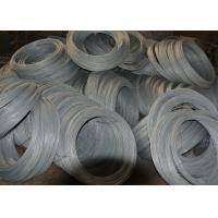 China Corrosion resistence Electro Galvanized Wire Zinc Weight 25-35 g/m2 on sale