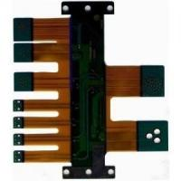 Cheap Quick turn 4 layer Rigid Flex PCB design ISO9001 / TS16949 approved for sale