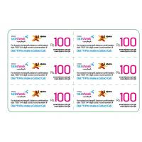 Best Paper Telecom Phone Cards for Mobile Refill / Calling Card Services in Credit Card Size wholesale