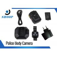 """Best 33MP 2.0"""" HD Body Camera Accessories , 140 Degree Police Body Mounted Cameras wholesale"""