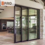 Best Interior Aluminium Sliding Doors With Glass Inserts For Living Room aluminum sliding glass screen door wholesale