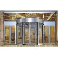 Best Building Entry automatic revolving door for PLA Academy of Military Sciences university wholesale
