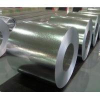 China 508 / 610 Mm Inner Diameter Q195 Cold Rolled Steel Strip Galvanized / Electro Galvanized on sale