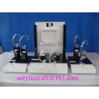 Best Practical and simple plexiglass watch display rack, acrylic watch display stand wholesale