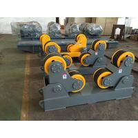 Best Self Aligning Pipe Welding Rollers With 2 Sets 10T Positioner 1.5 KW Single Power wholesale