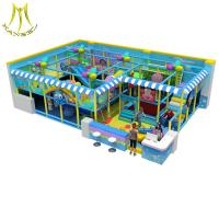 China Hansel  Indoor naughty castle  indoor playground children labyrinth maze for fun on sale