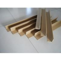 Cheap Customized Paper Angle Cardboard Pallet Corners Edge Protectors Recycled Using for sale