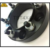 Best 6 / 139.7mm PCD 6 Lugs 1 Inch 6061 Aluminum Alloy Hub Center Wheel Spacer Adapter wholesale