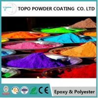 China Reliable TGIC Pure Polyester Powder Coating RAL 1014 Ivory Color Eco Friendly on sale