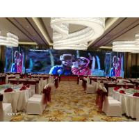China Big screen billboard RGB DIP346 P16 Outdoor Rental LED Display advertising 256x256mm module on sale