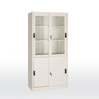 China KD Electrostatic Powder Coating Lockable Filing Cabinets on sale