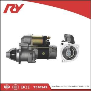 Best Engine parts Aluminium Material Sawafuji Starter Motor Hino 0350-552-0512 H07C wholesale