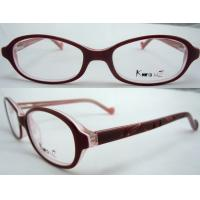 Best Fashion Acetate Hand Made Glasses Frames For Optical Eyelasses , Lightweight wholesale