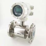 Best 2 Inch Water Flow Meter Electromagnetic Flow Meter For Hot Water wholesale