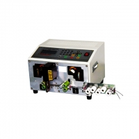 China Stranded Wire Cutting And Stripping Machine,Auto Wire Cutter And Stripper on sale