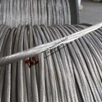 Best 1x19 Stainless Steel Wire Rope 8mm AISI 304 316 wholesale