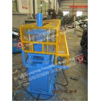 China Light Steel Keel Roll Forming Equipment With 3T Passive Decoiler PLC Control on sale