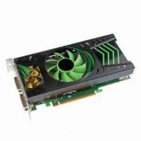 Best 640MB PCI-E Video Graphics Card with EVGA Nvidia Geforce 8800 GTS GPU and 400MHz RAMDAC wholesale