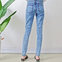 Best Women's Fancy Stretch Jeans With Whiskers wholesale