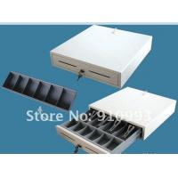 Best Adjustable Dividers POS Cash Drawer With Key Five Compartments wholesale