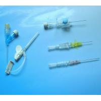 China IV cannula with wing on sale