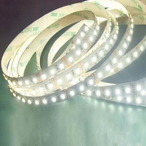 Best 300 Leds/ 5m SMD Flexible Led Strip Lights For Cars 10 - 12 Lumens/Led wholesale