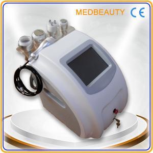 Best 5 in 1 cavitation+tripolar rf+monopolar rf+vacuum body slimming&body shape machine with CE wholesale