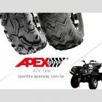 Best APEX ATV / UTV / Quad Tire for 6, 7, 8, 9, 10, 11, 12, 14, 15, 16, 18 inch wholesale