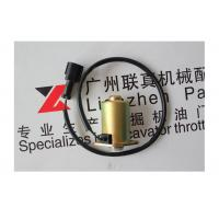 Best PC200-6 Komatsu Excavator Hydraulic Pump Solenoid Valve 20Y-60-321201 wholesale