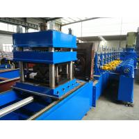 Best Mobile Cutting Type W310 Guardrail Beam Roll Forming Machine Superhighway Protecting Plate Forming Mills wholesale